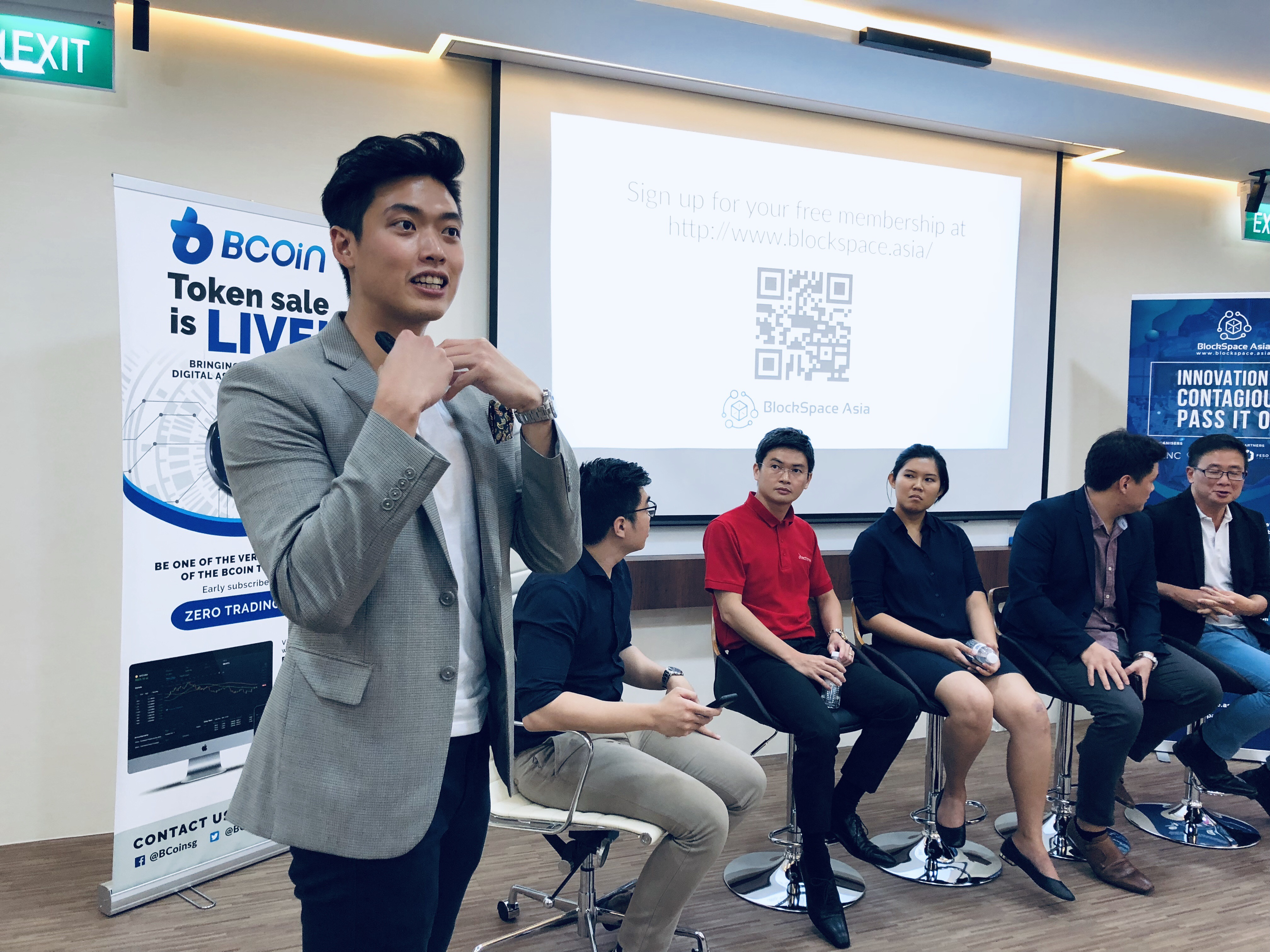 , Blockcast's special interview with Chow Pak Teng, CEO of Blockspace Asia, Blockcast.cc