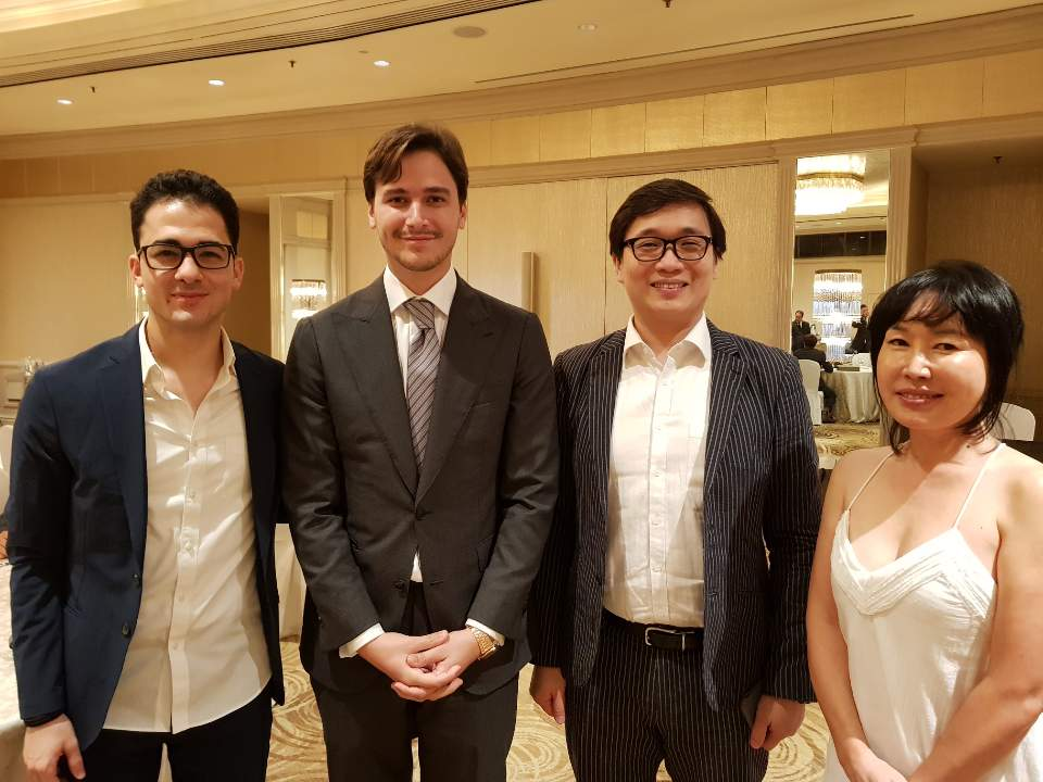 """, Anndy Lian Affirms that """"Blockchain is the Future of Trust"""" at the World eSports & Blockchain Summit, Blockchain Adviser for Inter-Governmental Organisation 