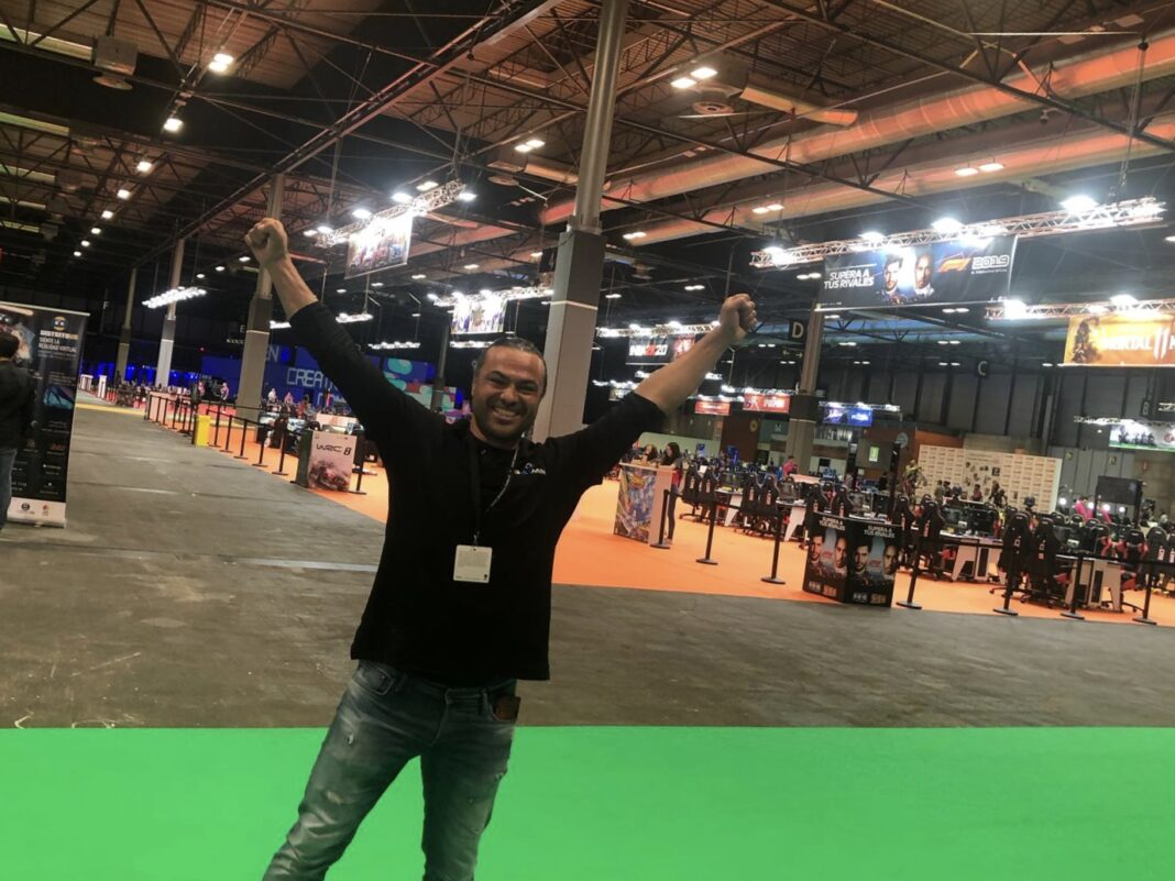 """, """"Taking video games into real life for team building experience"""": Miguel Ferrero, CEO of No Name Games, Blockcast.cc"""