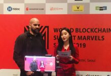 , Anndy Lian Introduces Blockchain at the Asian Food and Agribusiness 2019, Blockcast.cc
