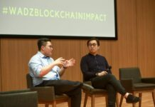 """, """"Looking at Blockchain using a different lens"""": Anndy Shared at Panel Discussion, Blockcast.cc"""