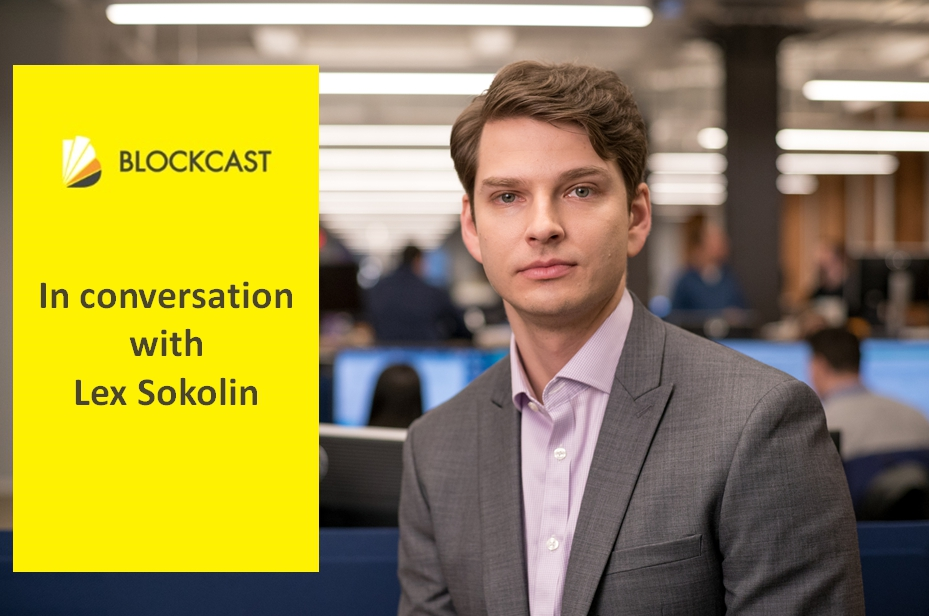 Blockcast.cc In Conversation with Lex Sokolin CMO at ConsenSys