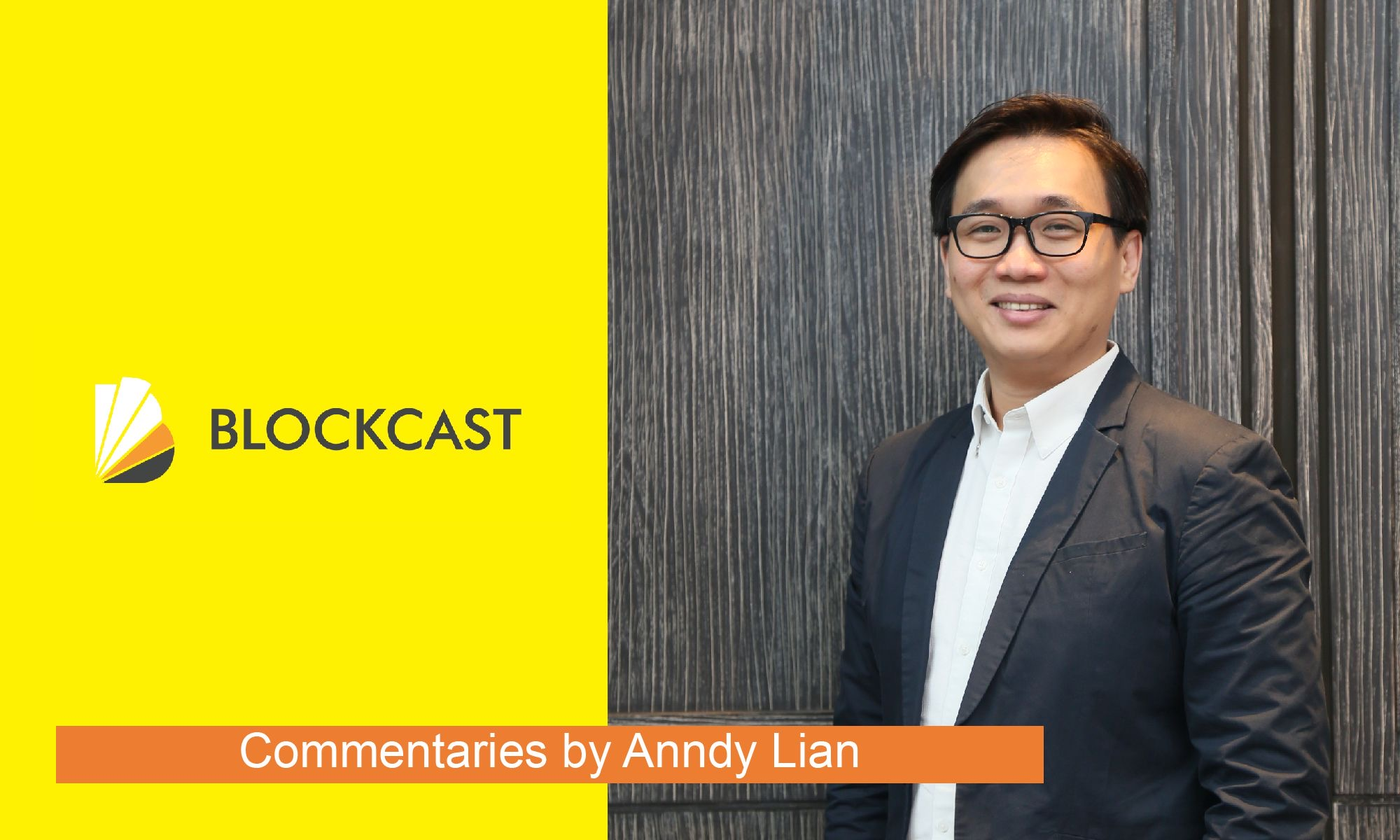 """Commentaries by Anndy Lian """"New Global Standards Come with the Marriage of Binance Coinmarketcap"""