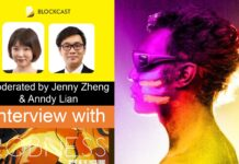 robness art blockcast anndy lian jenny zheng intterview