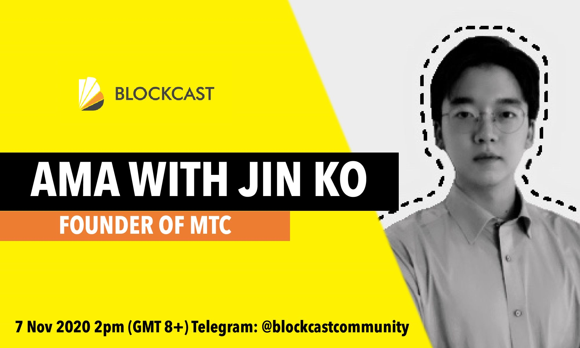 AMA with Jin Ko Founder of Metcalfe Chain Cracking the key pain points of blockchain large scale traffic applications