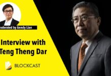 Anndy Lian Moderate Teng Theng Dar blockcast