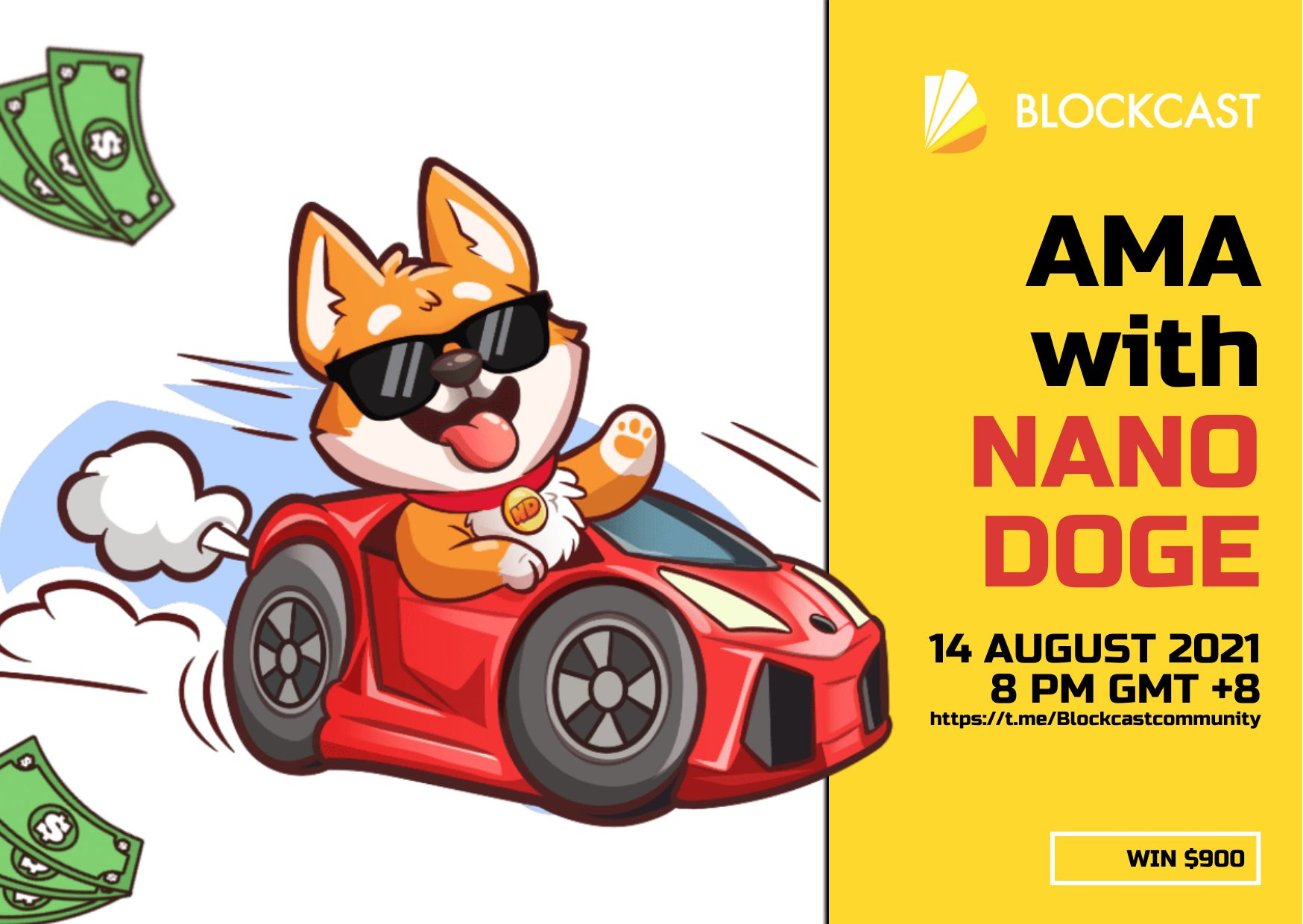 """Blockcast.cc Interviews Nano DogeCoin """"The new token that allows investors  to earn USD Tether while helping to save dogs worldwide"""" • Blockcast.cc-  News on Blockchain, DLT, Cryptocurrency"""